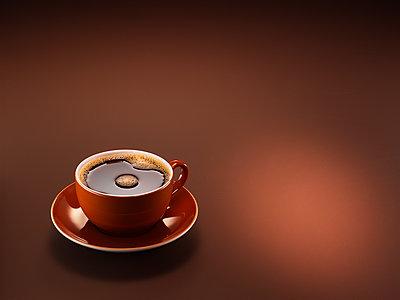 Tasse Kaffee oder Espresso - p851m2205852 von Lohfink