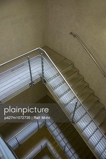 Downstairs - p427m1072735 by Ralf Mohr