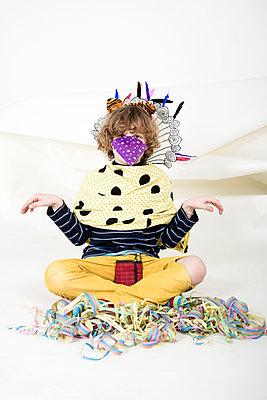 Fancy costume in carnival - p619m2178702 by Samira Schulz