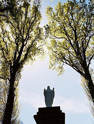Statue - p416m991339 von Antonina Gern