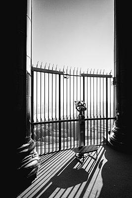 Aussichtsplattform im Turm des Michels, Hamburg - p1493m1584568 von Alexander Mertsch