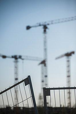 Construction site - p229m2087877 by Martin Langer