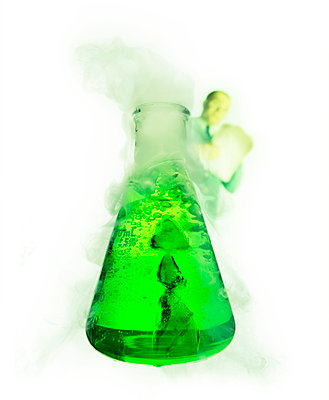 Green liquid - p394m788289 by Stephen Webster