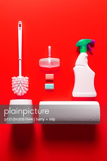 Sortiment Kloreinigung - p1212m2057644 von harry + lidy