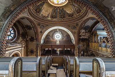Abandoned synagogue - p1440m1497518 by terence abela