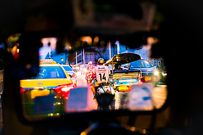 Traffic in Bangkok - p680m1514796 by Stella Mai