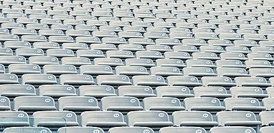 Stadium Seating - p1335m1492061 by Daniel Cullen