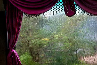 Regen, Thailand - p890m972834 von Mielek