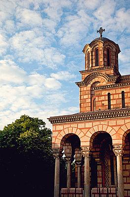 St.-Markus-Kirche in Belgrad - p382m1460957 von Anna Matzen
