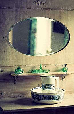 Badezimmer - p992m924278 von Carmen Spitznagel