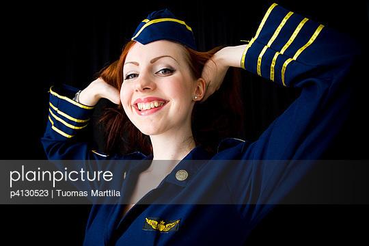 Stewardess - p4130523 by Tuomas Marttila