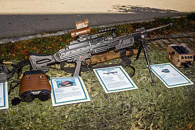 MG 4 - Maschinengewehr - p1319m1511743 von Christian A. Werner