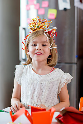Frilly Dress - p1212m1091980 by harry + lidy