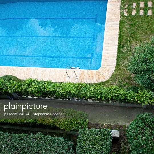 Swimming pool - p1138m984074 von Stéphanie Foäche