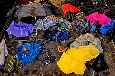 Umbrellas - p1125m917353 by jonlove