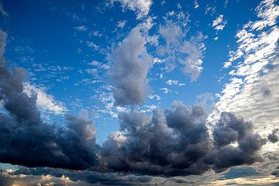 Rain clouds - p300m2030069 by Nabiha Dahhan