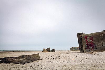 Bunker, Jütland - p1168m1051922 von Thomas Günther