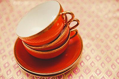 Teetassen - p904m1020412 von Stefanie Päffgen