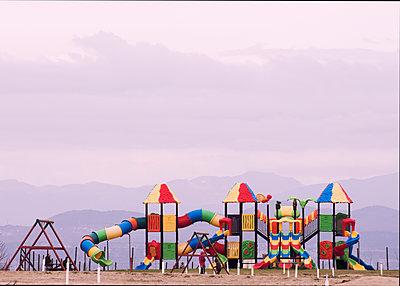 Kinderspielplatz - p1443m1591671 von SIMON SPITZNAGEL