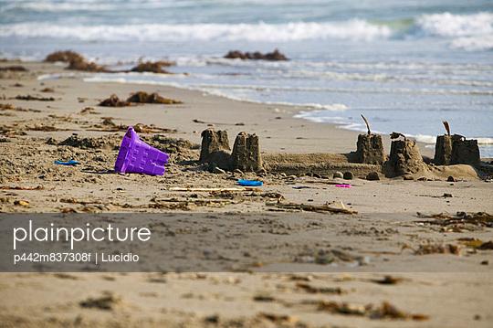 Sand Castle, Ventura California