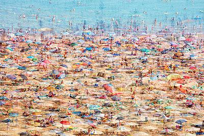 Lignano Sabbiadoro beach - Composing - p719m1104404 by Rudi Sebastian