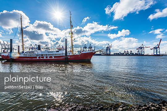 Feuerschiff - p488m1541240 von Bias