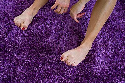 Feet - p427m865351 by Ralf Mohr
