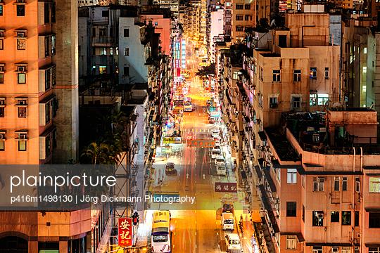 Hongkong - p416m1498130 von Jörg Dickmann Photography