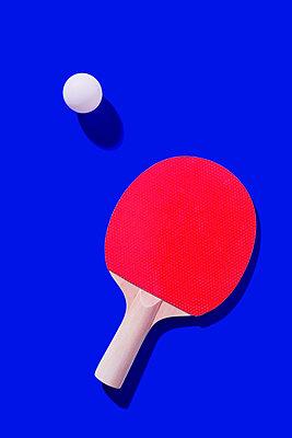 Ping pong - p1149m1592058 by Yvonne Röder