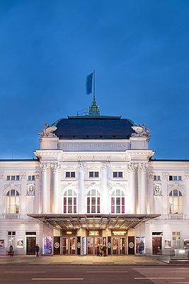 Schauspielhaus Hamburg - p1222m1222948 von Jérome Gerull
