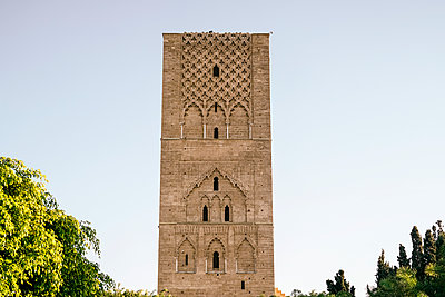 Hassan Tower in Rabat - p1332m1573713 by Tamboly