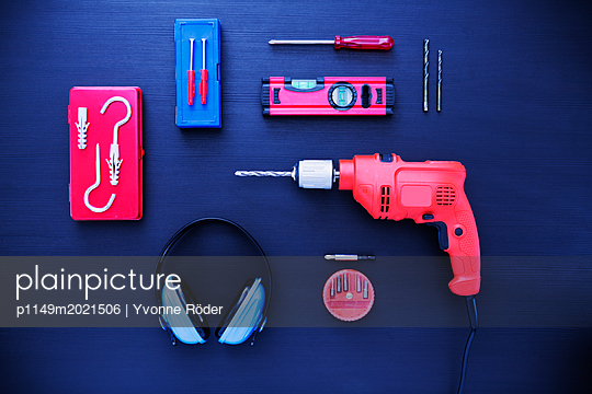 Tools - p1149m2021506 by Yvonne Röder