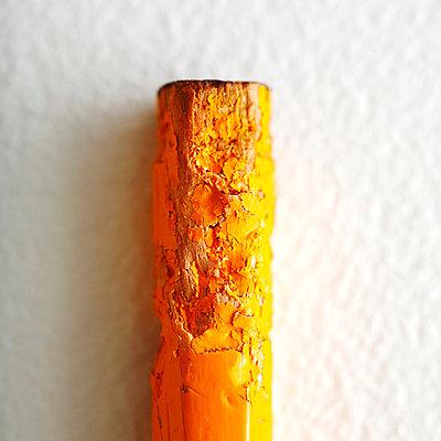Angekauter Bleistift - p5040028 von JulianWard