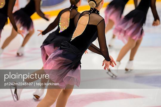 Finland, Figure skating - p1242m2245107 by teijo kurkinen