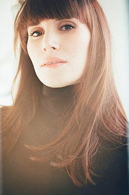Beautiful woman - p1076m926048 by TOBSN
