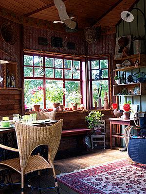Scandinavian interior Sweden - p312m1076625f by Peter Carlsson
