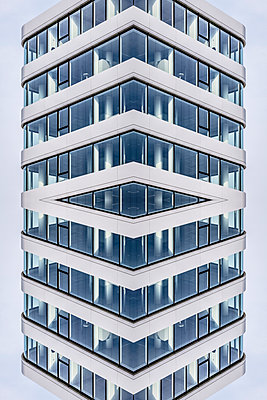 Abstract Architecture Kaleidoscope - p401m2219867 by Frank Baquet