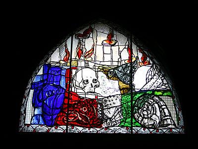 Kirchenfenster  - p4500056 von Hanka Steidle