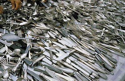 Silberbesteck - p0190201 von Hartmut Gerbsch