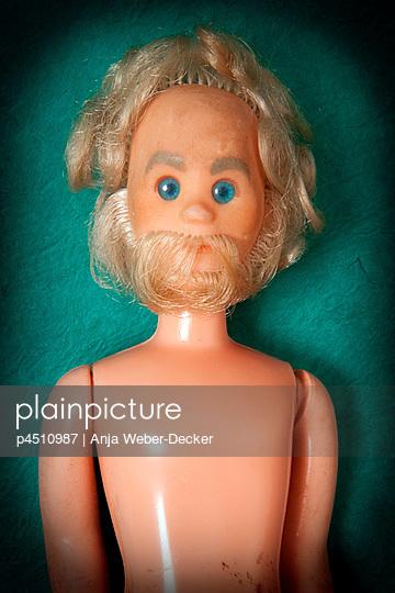 Puppe - p4510987 von Anja Weber-Decker