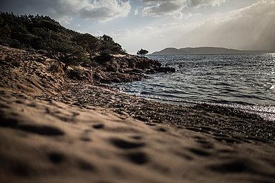Beach - p1007m1540391 by Tilby Vattard