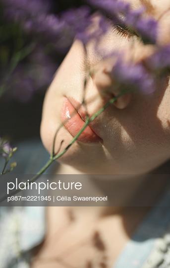 Floraison 04 - p987m2221945 by Célia Swaenepoel
