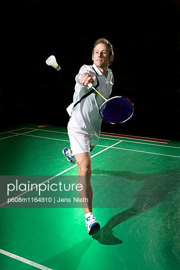 Badminton - p608m1164910 von Jens Nieth