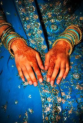 Pakistanische Braut - p7940218 von Mohamad Itani