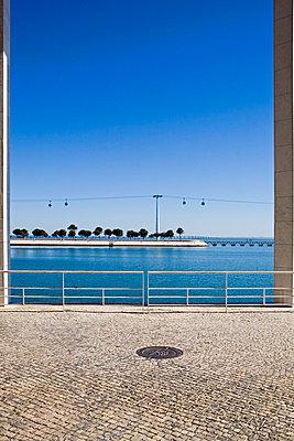 Expo-Gelände in Lissabon - p2687229 von Arne Landwehr