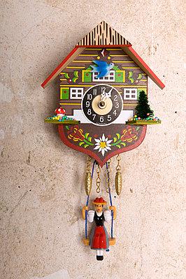 Fünf nach Zwölf - p4510871 von Anja Weber-Decker