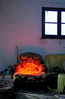 Lichterkette - p567m1469198 von Ernesto Timor