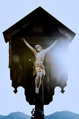 Kruzifix - p1149m1200382 von Yvonne Röder