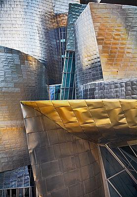 Guggenheim Museum Bilbao - p792m2210099 by Nico Vincent