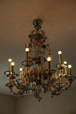 Chandelier - p0420349 by Mathew Bauer